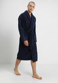 Calvin Klein Underwear - ROBE - Dressing gown - blue - 1
