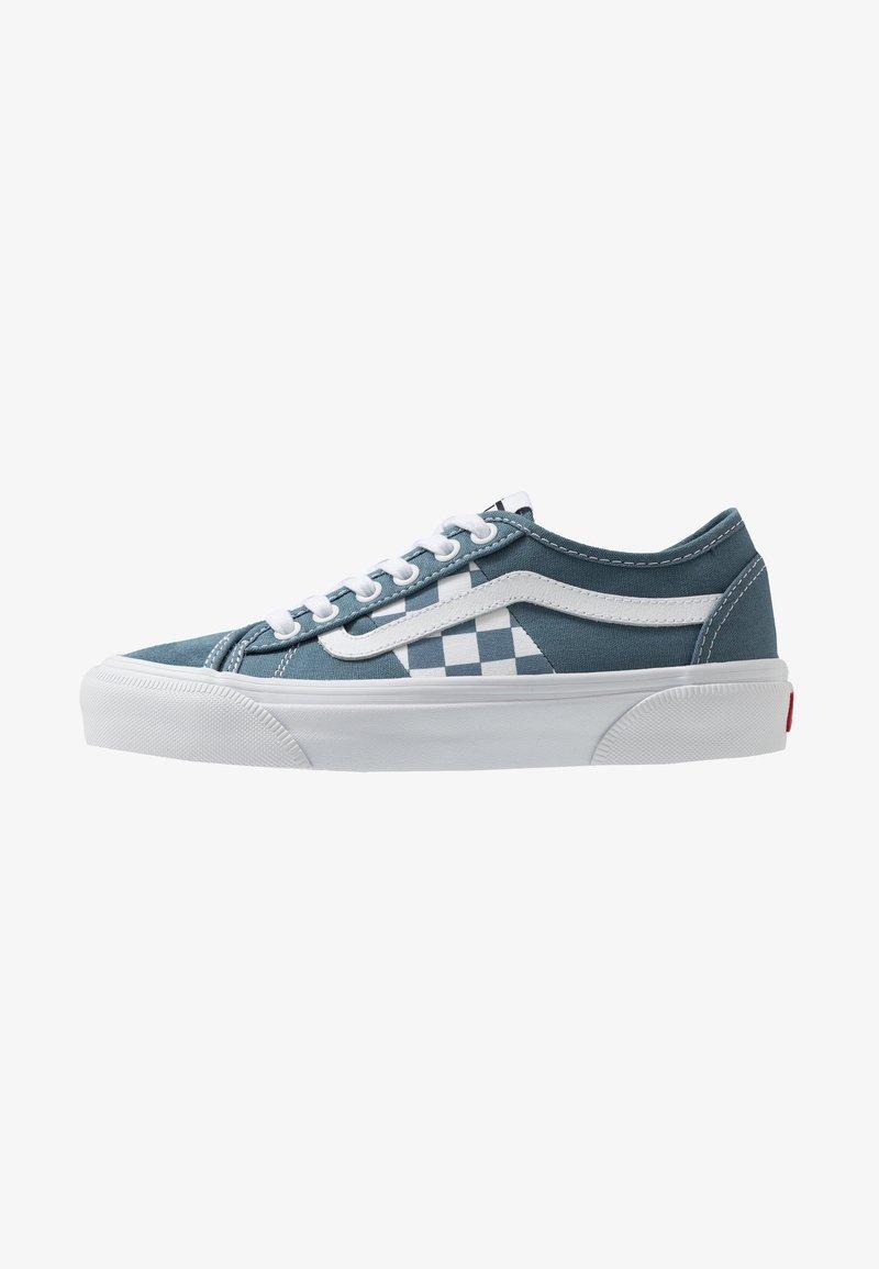 Vans - BESS  - Obuwie deskorolkowe - blue mirage/true white