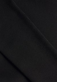 Victoria Beckham - COMPACT SHINE BARDOT FITTED DRESS - Shift dress - black - 5