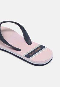 Pepe Jeans - BAY BEACH WOMAN - T-bar sandals - pale pink - 5