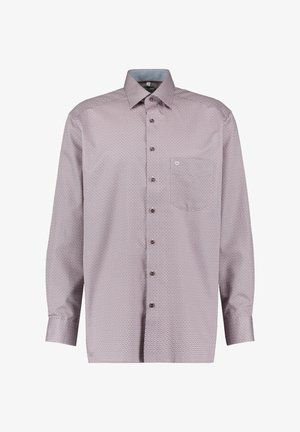 LONGSLEEVE - Overhemd - bordeaux