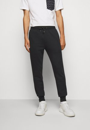 GENTS TAPED SEAM JOGGER - Jogginghose - black