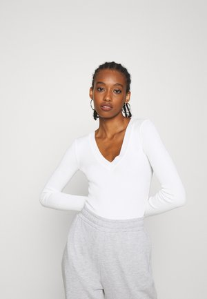 NECK BODY - Jumper - off white