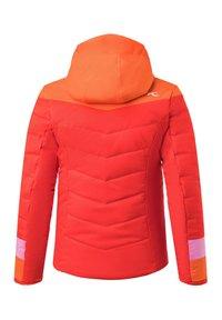 Kjus - MADLAIN - Ski jacket - orange - 1
