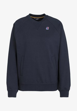 Sweatshirt - deep blue