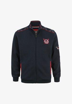 ATLI - Zip-up hoodie - dark blue