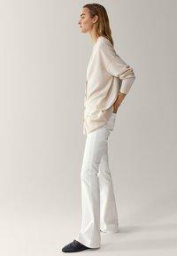 Massimo Dutti - Cardigan - beige - 2