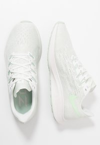 Nike Performance - AIR ZOOM PEGASUS 36 - Stabilty running shoes - summit white/vapor green/spruce aura/pistachio frost - 1