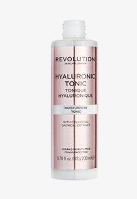 Revolution Skincare - HYALURONIC TONIC - Toner - - - 0