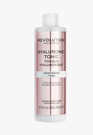HYALURONIC TONIC - Lotion visage - -