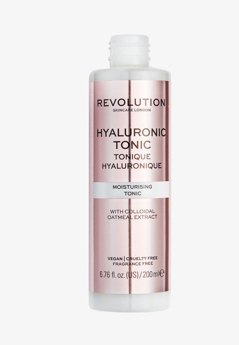 Revolution Skincare - HYALURONIC TONIC - Toner - -