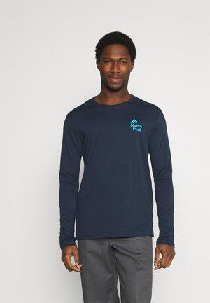 Maglietta a manica lunga - dark blue