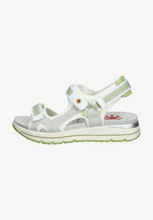 Walking sandals - blanc casse