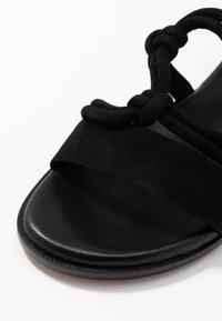 MAX&Co. - ANNOTARE - Sandals - black - 2