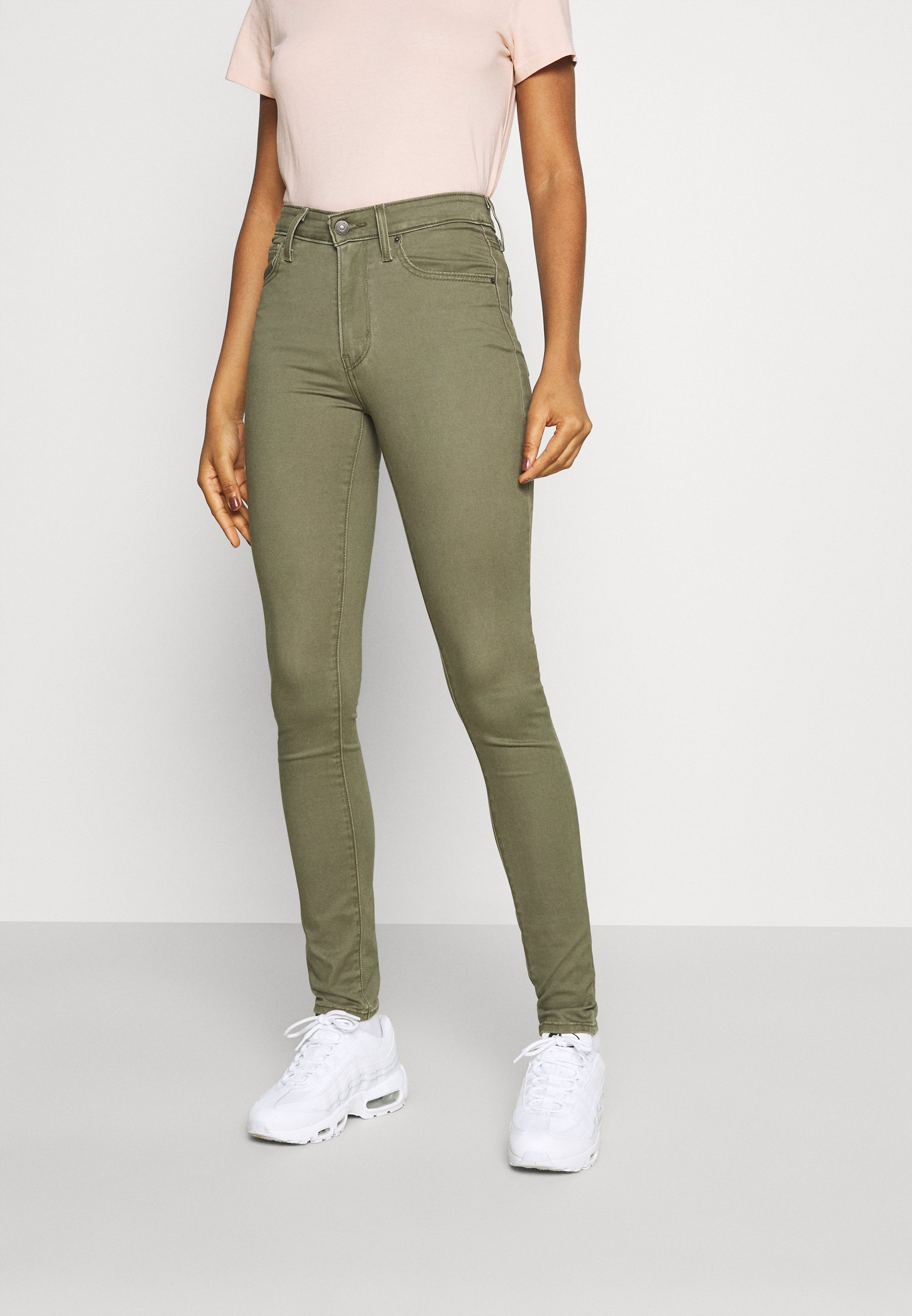 Women 721 HIGH RISE  - Jeans Skinny Fit - sea turtle