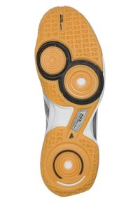 adidas Performance - ADIPOWER STABIL 10.1 - Handball shoes - running white/metallic silver - 2