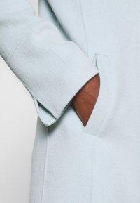 Oakwood - HELSINKI - Classic coat - ice blue - 5