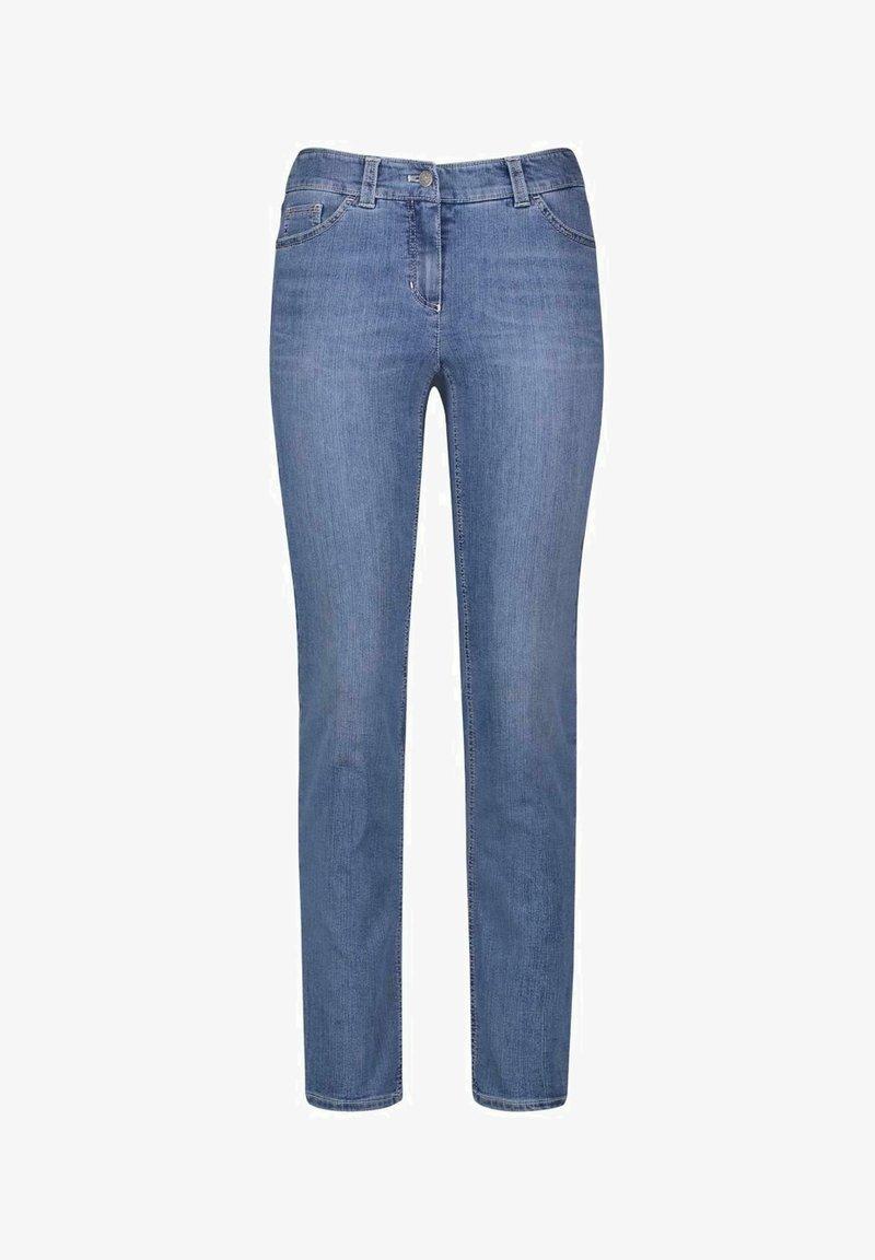 Gerry Weber - Straight leg jeans - blue denim