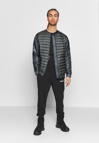 adidas Performance - TERREX HIKE BOMBER JACKET - Untuvatakki - grey six - 1