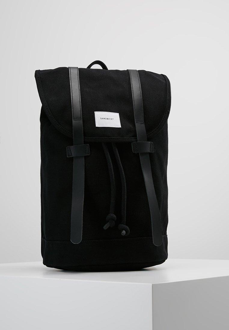 Sandqvist - STIG - Reppu - black
