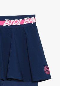 BIDI BADU - TAMEA TECH  - 3/4 sportovní kalhoty - dark blue - 4