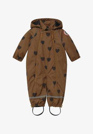ALASKA HEARTS - Talvihaalari - brown