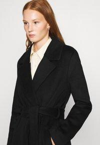 mbyM - TANNI - Classic coat - black - 4