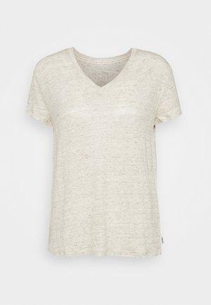 CEYLAN WOMAN - Basic T-shirt - ecru