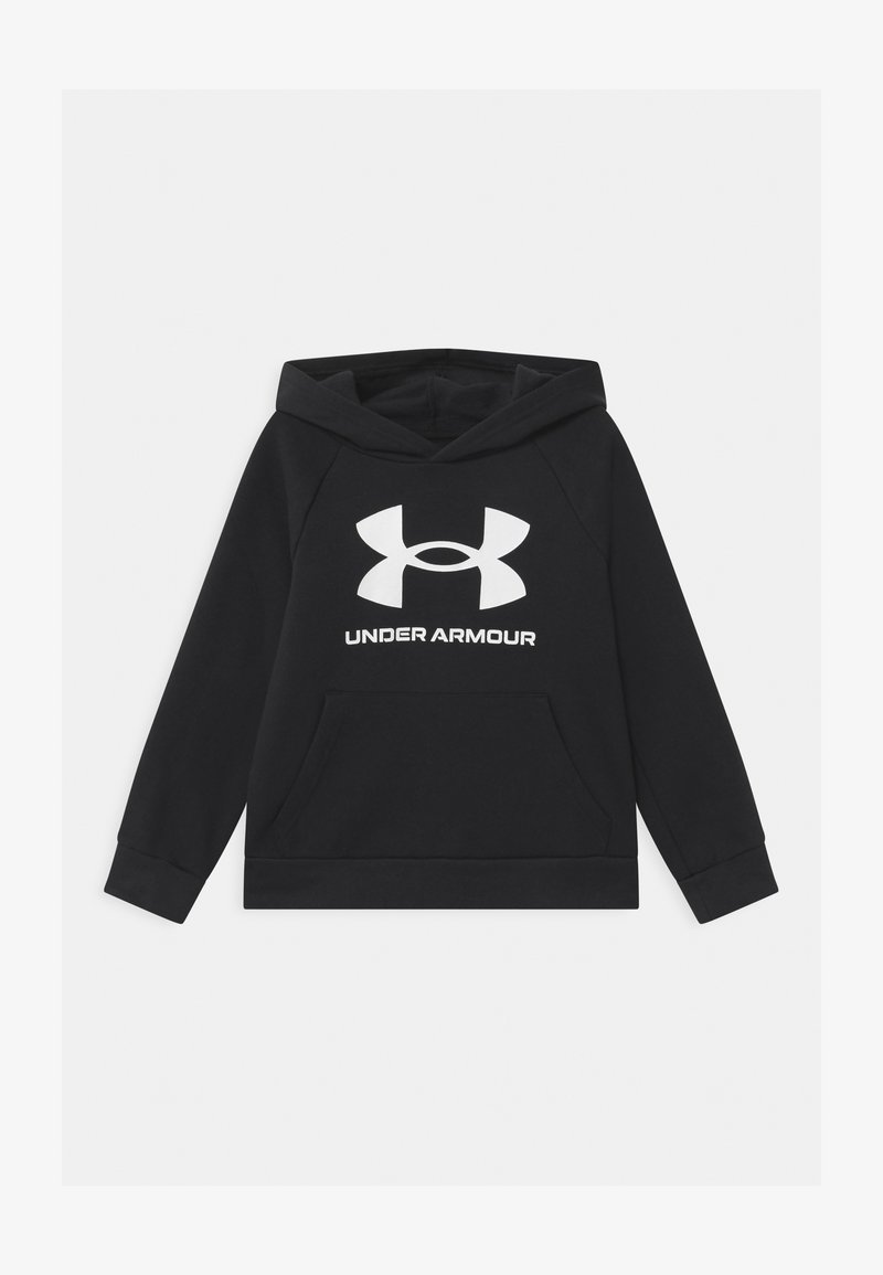 Under Armour - Mikina s kapucí - black