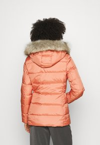Tommy Hilfiger - BAFFLE - Doudoune - clay pink - 2