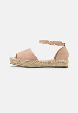KAIRA - Sandals - nude