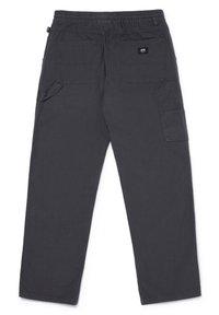 Vans - MN MUNICIPLE PANT - Trousers - asphalt - 1