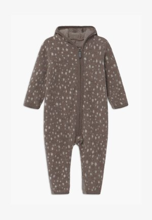 ALLIE WITH EARS UNISEX - Jumpsuit - brown