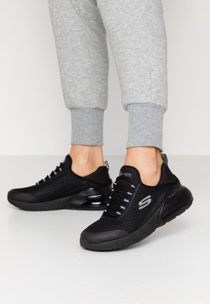 SKECH AIR STRATUS - Sneakers - black