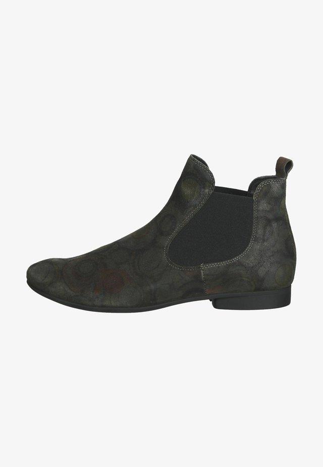 Støvletter - cemento