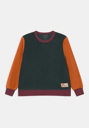 UNISEX - Sweatshirt - ink blue/true brown