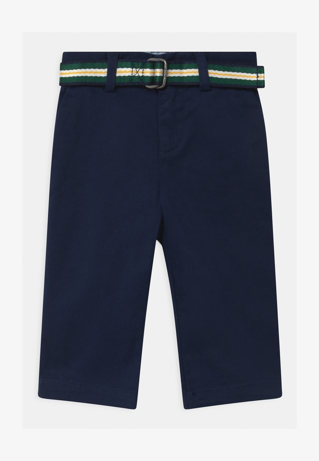 PREPPY - Pantaloni - cruise navy