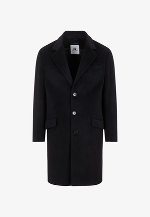 WILLEM - Classic coat - black