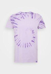 RRCARSON TEE - Print T-shirt - pastel lilac