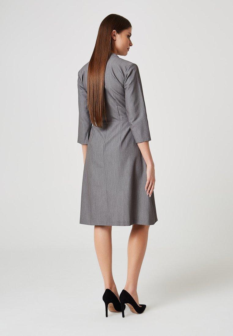 Get Women's Clothing usha Cocktail dress / Party dress gray GyfEi7wKk