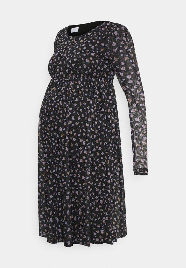 MLCHERIE  - Sukienka z dżerseju - black