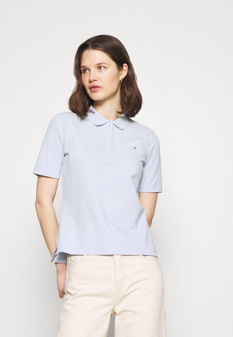 Tommy Hilfiger - ESSENTIAL - Polo shirt - breezy blue
