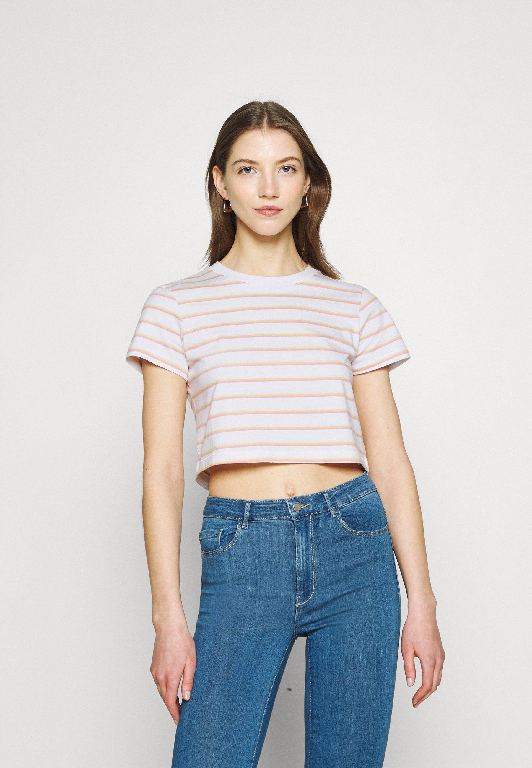 Femme THE BABY TEE - T-shirt imprimé