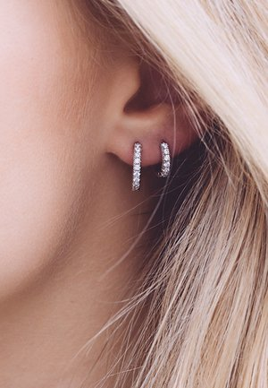 ELLERA - Earrings - silber