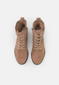Gabor Comfort - Lace-up ankle boots - desert - 5