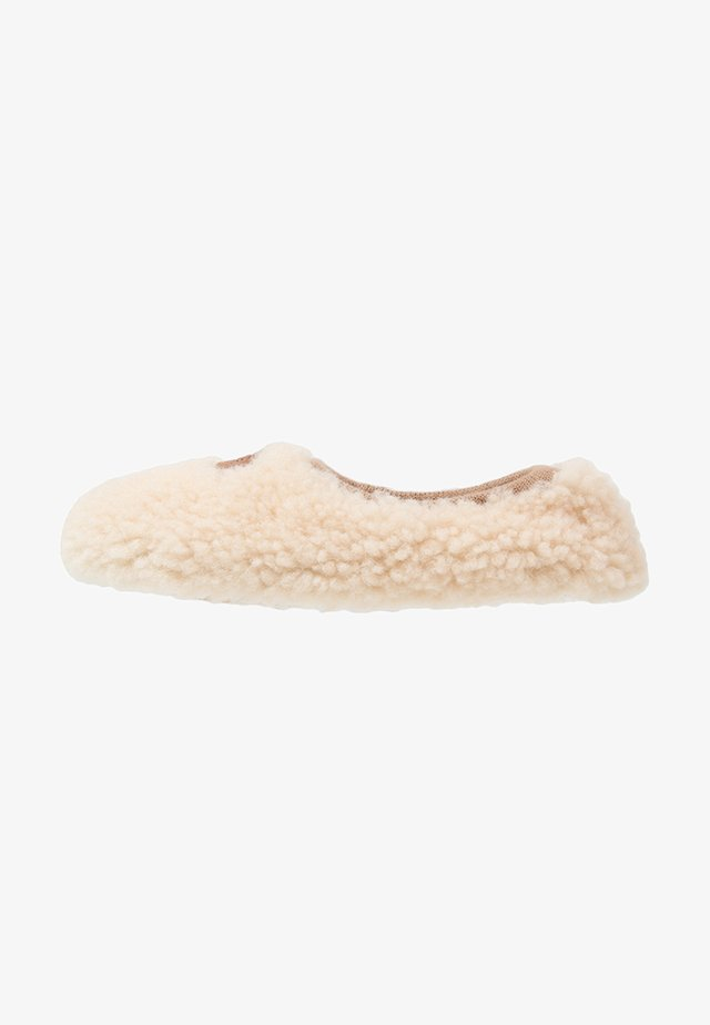 BIRCHE - Pantoffels - natural