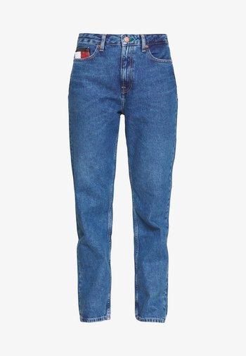 HARPER STRAIGHT - Straight leg jeans - blue denim