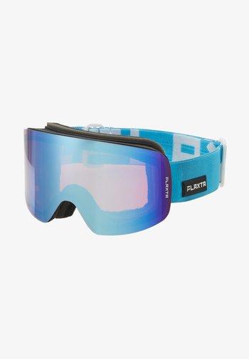 PRIME UNISEX - Gogle narciarskie - flaxta blue