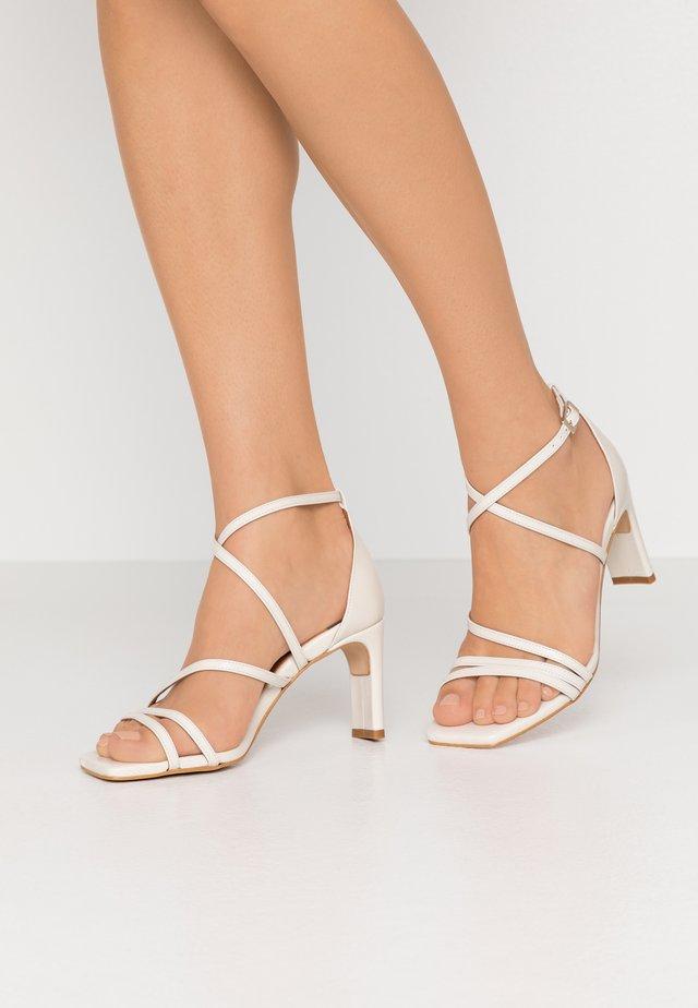 Svatební boty - sol panna