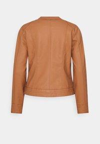 b.young - BYACOM JACKET - Faux leather jacket - trush - 1